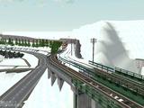 H26仮想熊ヶ根鉄橋12