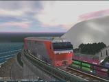 待避線レイアウト追加ローカル線DF200-7