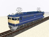 EF65 1000国鉄