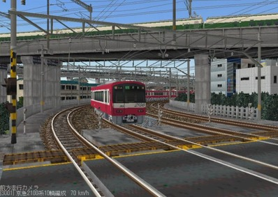 KATOレイアウトプラン6-9-京急2100形1