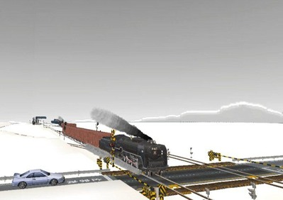 石北本線遠軽駅C62牽引二軸貨物編成1