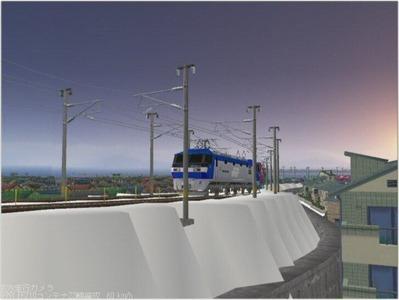 EF210貨物列車編成1