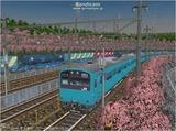 進撃の通勤電車8 201系1.