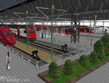 ドイツ鉄道ステーション ドーム25