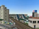ニュータウン駅1.