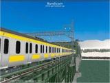 進撃の通勤電車39  JR209系南武線2