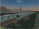 進撃の通勤電車5 E23系1