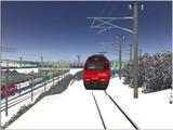 雪景色完成その11 SBBR403-1