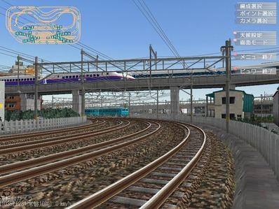 KATOユニトラックレイアウトプランPC鉄道柵3