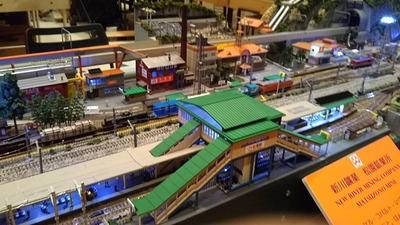 鉄道模型運転会2019Nゲージ22
