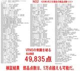 新幹線部品点数リスト2