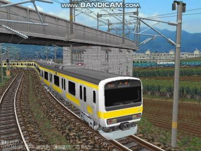 越河レイアウト電車シリーズ77-209系500番台5