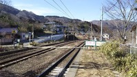 東北本線越河駅仙台方向1