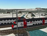スイス国鉄IC2000二階建て客車8