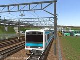 209系京浜東北線5.