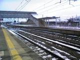 日和田駅4