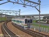 211系シルバー高崎線6