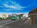 跨線橋の駅部品レイアウト720x480その11