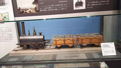 京都鉄道博物館142-佐賀藩のロシアの鉄道模型