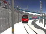 雪景色完成その11 SBBR403-2