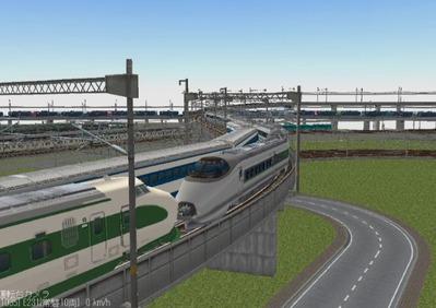 KATOレイアウトプラン集6-9新幹線400系-1