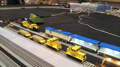 鉄道模型運転会2019HOゲージ3