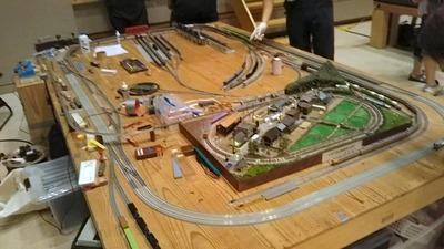 鉄道模型運転会2019NゲージD