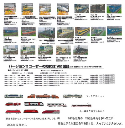 鉄道模型シミュレータ—3特急大全集4