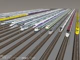 新幹線車両基地元画像8