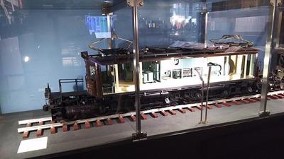 京都鉄道博物館138-EF51カットモデル