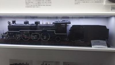 鉄博4−C51蒸気機関車