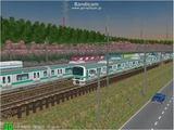 進撃の通勤電車5 E23系2