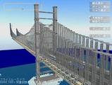 瀬戸大橋1000トン試験11