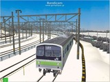 進撃の通勤電車35