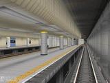 地下駅ターミナル3
