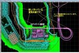 KATO曲線デッキガーターレイアウト図貨物本線2