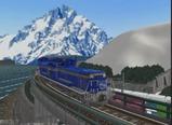 待避線レイアウト追加ローカル線DD51-12