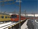 進撃の通勤電車10 201系3