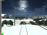 仮想熊ヶ根鉄橋月明かり6