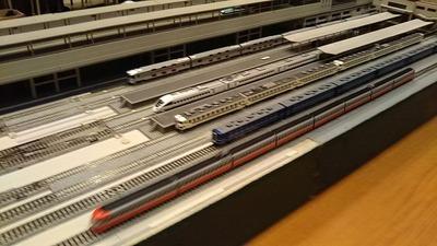 鉄道模型運転会2019Nゲージ12