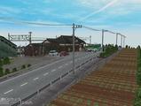 跨線橋の駅部品レイアウト720x480その12