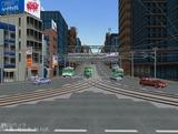 仙台市電レイアウト原の町線146