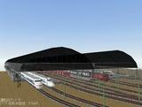 ドイツ鉄道ステーション ドーム2.