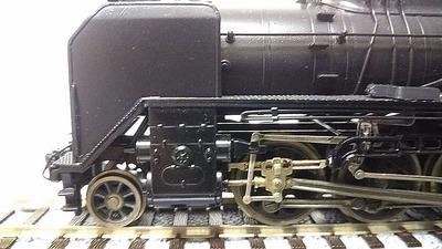 D51-950カツミHOゲージ台車1