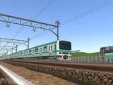 E231系常磐線6