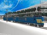 待避線レイアウト追加ローカル線クモヤ試験車5