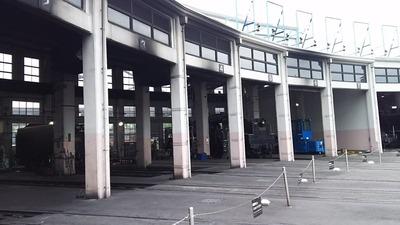 53-転車台と扇形車庫4