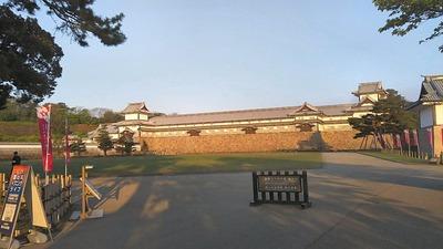 金沢城菱櫓五十間長屋2