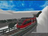 待避線レイアウト追加ローカル線ドイツ鉄道644気動車6