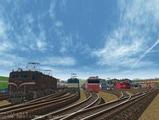 Nゲージレイアウト貨物ローカル線18